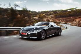 lexus new sports car 2017 lexus lc500 2017 first drive with video cars co za