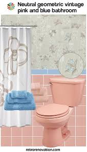 retro pink bathroom ideas pink and blue bathroom pink and aqua bathroom this is just really