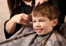 lisbon hair studio haircut child