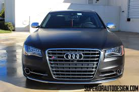 audi s8 matte black 2013 audi s8 wrapped in matte black cars matte