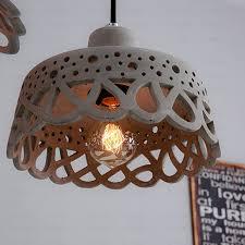 Unique Pendant Light Unique Hollow Gray Hanging Mini Pendant Light For Kitchen