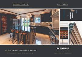 Kitchen Design Liverpool Company News From Acanthus Design From Shows To Magazines
