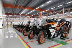 motorcycle philippines ktm opens new plant in the philippines visordown