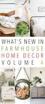 what u0027s new in farmhouse home decor volume 4 the cottage market