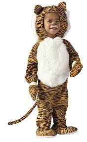 Toddler Cat Halloween Costume Amazon Fun Costumes Baby U0027s Cuddly Tiger Toddler Costume