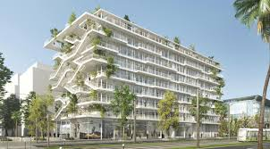 House Plans Nl by Nl A Paris Has Revealed The Plans For Its New Office Building In Nice