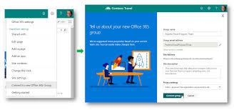 work better together with sharepoint team sites office 365 app