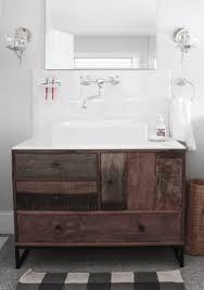 Rustic Bath Vanities Excellent Rustic Style Bathroom Vanities Natural Bathroom Ideas