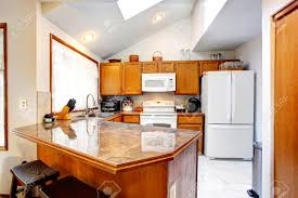 kitchen cabinets with vaulted ceiling home