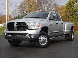 dodge ram 3500 cummins diesel dually 2007 dodge ram 3500 big horn dually 5 9l cummins diesel sold