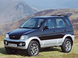 daihatsu terios 2000 car and car zone daihatsu terios sport 2003 new cars car reviews
