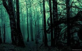 spooky desktop wallpaper dark forest dark forest hd wallpapers free download