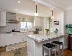Kitchen Peninsula With Seating by Kitchens Nott U0026 Associates