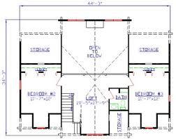 maximizing log homes floor plans