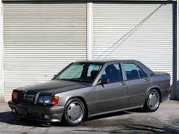 mercedes 190e amg for sale the mercedes 190e 2 5 16v is for