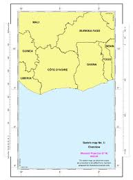 ghana and côte d u0027ivoire receive a strict equidistance boundary asil