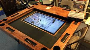 to build a high end gaming table for as little as 150