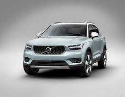 auto designen volvo xc40 leaked photos reveal design ahead of launch this week
