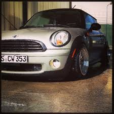 just another slammed mini north american motoring