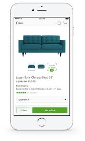 My Green Home Design Reviews New 3d Tool On Houzz App Lets You Try Furniture Before You Buy