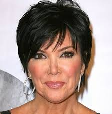 hairstyles for ladies who are 57 40 best kris jenner haircut images on pinterest kris jenner