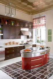 St Charles Kitchen Cabinets 30 Best Red Kitchens Red Kitchen Decor