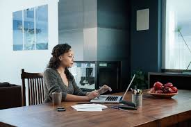 work from home help desk is it more productive to work from home sbs life