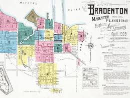 Florida Map By City by Sanborn Fire Insurance Maps Online Where To Find