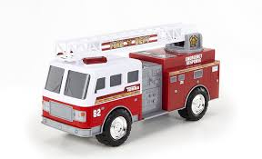tonka fire truck toy amazon com tonka mighty motorized fire ffp engine toys u0026 games