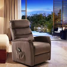 Comfort Chairs Living Room Giantex Recliner Power Lift Chair Easy Comfort