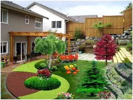 backyards gorgeous garden design ideas northeast glamorous