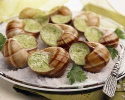 escargot cuisiné comment faire pour préparer des escargots