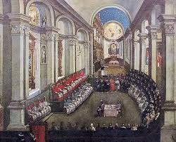 Council Of Trent Decree On The Eucharist Council Of Trent