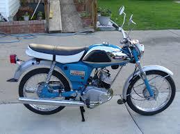 yamaha 100 twin vintage japanese motorcycles pinterest