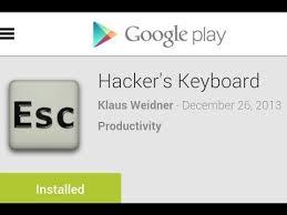 hacker keyboard apk android hacker s keyboard