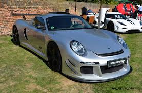 porsche ruf for sale ruf ctr3 ruf ctr3 club sport flat six biturbo engine 06 rare us