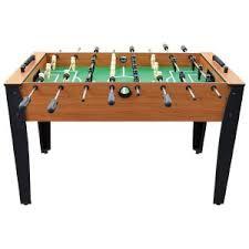 hathaway triad 48 inch 3 in 1 multi game table hathaway 54 inch foosball table woodtone black model bg1033f