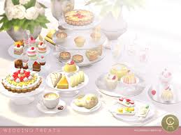 wedding cake sims 4 spring4sims edible foods