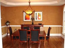 dining room wall color ideas dining room wall colors with chair rail best two toned walls ideas