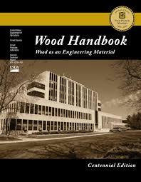 wood handbook centennial edition by national hardwood lumber