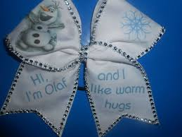 3 grosgrain ribbon 32 best frozen bows for and khloe images on cheer