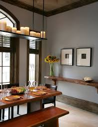 dining room wall shelves floating shelf dressing table dining room contemporary with wall
