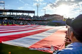 El Paso Texas Flag Chihuahuas Bank Of America To Honor Veteran On Sunday El Paso
