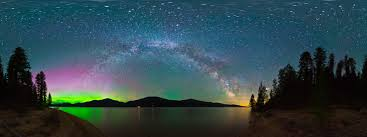 northern lights in idaho 2017 idaho priest lake and the northern lights aurora borealis 360