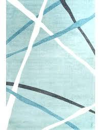 Blue Modern Rug Blue Modern Rug Tapinfluence Co