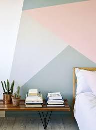 Design Wall Art Best 25 Geometric Wall Ideas Only On Pinterest Geometric Wall