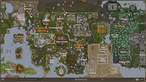 Runescape 2007 World Map by Another Goddamn Puzzle Wants You To Find A Hidden Panda Brain