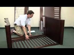 Palisades Convertible Crib Today S Baby Sarasota Convertible Crib Assembly