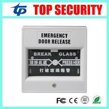 break glass door release online get cheap break glass door aliexpress com alibaba group