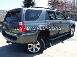 2007 toyota parts parting out 2007 toyota 4 runner stock 4080or tls auto recycling